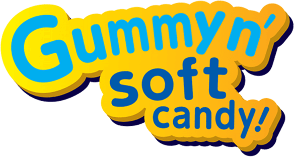 Gummyn' soft candy